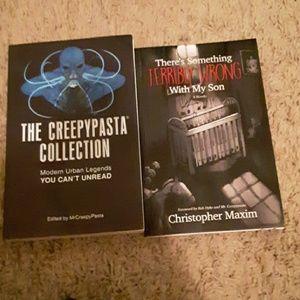 Creepypasta Books